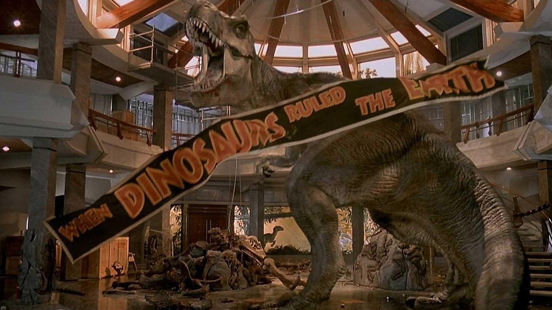 Jurassic Park 1993 Mahaiwe Performing Arts Center
