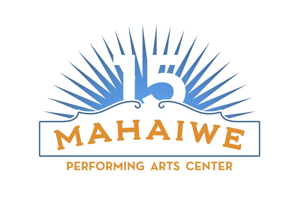Mahaiwe 15th Anniversary logo