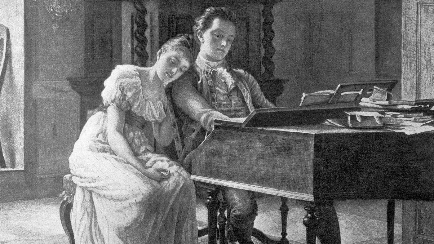 Felix, Fanny and Frederic: Chopin and the Mendelssohns